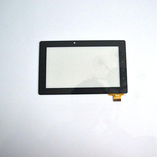 EUTOPING ® Schwarz Farbe 7 Zoll Touchscreen - digitizer Alternative für 7