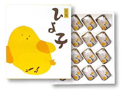 東京ひよこ ひよこ 饅頭 東京おみやげ (16個) 国産もち米あられ1個セット