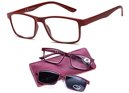 occhiali da lettura con lenti da sole migliore guida acquisto