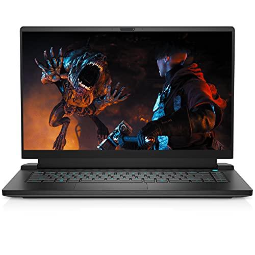 "Dell_Alienware m15 R5 15.6"" FHD 165Hz G-SYNC Gaming Laptop PC, AMD Ryzen R7 5800H(up to 4.4 Ghz), GeForce RTX 3060, 32GB RAM 1TB PCIe SSD, RGB Keyboard, WiFi HDMI, Win 10 1-Week Shoxlab Tech Support"