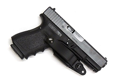 Raven Concealment Systems Ambidextrous Vanguard 2 Basic IWB Holster Kit Fits Glock Gen3/4,...