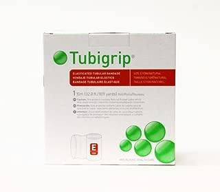 Tubigrip Size E - Tubular Bandage - (Large Ankles, Medium Knees, Small Thighs)