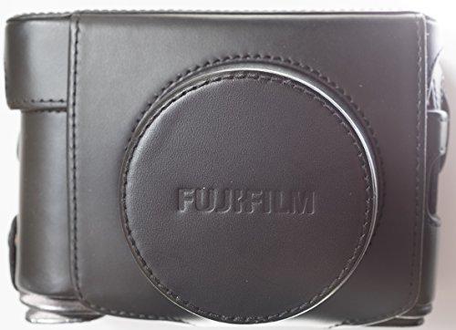 FUJIFILM X100F用レザーケース ブラック LC-X100F B