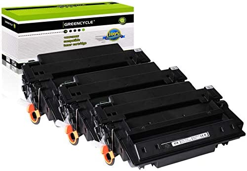 GREENCYCLE Compatible Toner Cartridge Replacement for HP 51X Q7551X Use for Laserjet P3005 P3005D product image