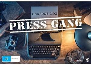 Press Gang - Seasons 1 & 2 - 4-DVD Collector's Set ( Press Gang - Seasons 1-5 (43 Episodes) ) [ NON-USA FORMAT, PAL, Reg.0 Import - Australia ]