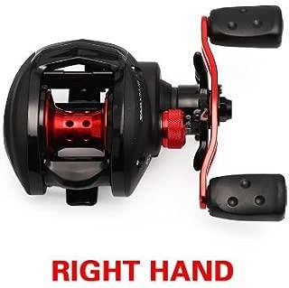 Abu Garcia Brand Black Max3 BMAX3 Right Left Hand Bait Casting Fishing Reel 5BB 6.4:1 202g Baitcasting Reel
