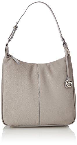 Gabor dameshandtas Flavia, schoudertas, grijs (grijs), 15x29x27 cm