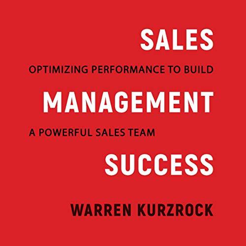 Sales Management Success cover art