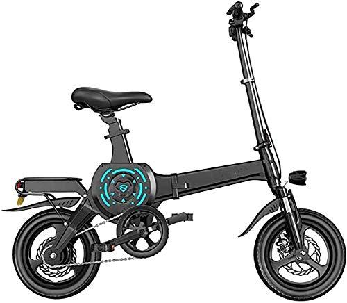GYL Bicicletas eléctricas Scooters Bicicletas plegables Bicicletas eléctricas pequeñas Viajar Adultos Aleación...
