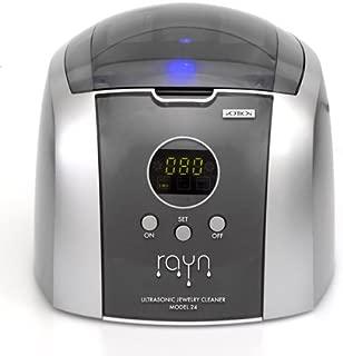 Rayn Ultrasonic Jewelry Cleaner - Model 24