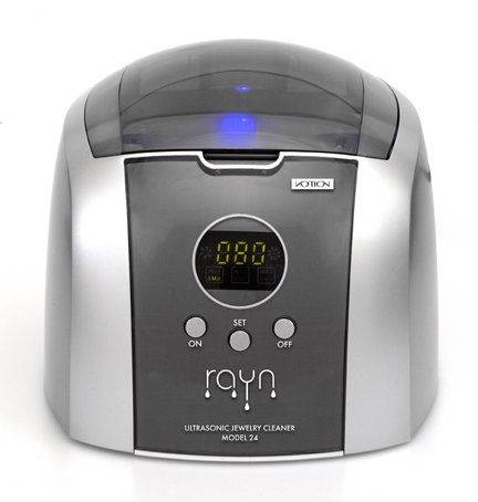 Rayn Ultrasonic Jewelry Cleaner - Model 24