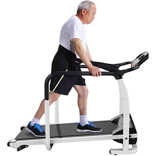 Gululu Tapis de Course, Machine de Marche Pliante électrique, Exercice de Marche à La Maison Cardio Course à Pied, Tapis Roulant pour Personnes âgées