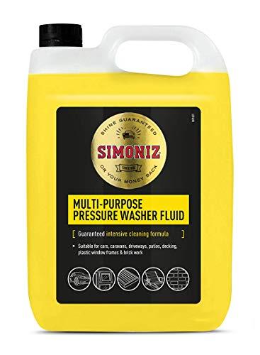 Simoniz sapp0060 a Multi Hogedrukreiniger Fluid, 5 liter
