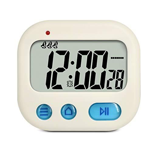 LF Winkels -timer Timers Timers Herinnering 12/24 uur Schakelaar Tijd Manager 3 Groep Alarm Klok Mute Countdown Alarm Klok Terug Beugel Ondersteunt Huishoudelijke Timers