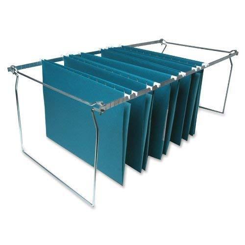Sparco Hanging File Folder Frames Stainless Steel Adjustable Length  SPR60529 (3 Pack)