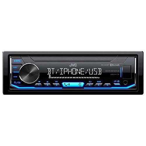 JVC - Radio de Coche Digital MP3 / USB/BT KD-X351BT
