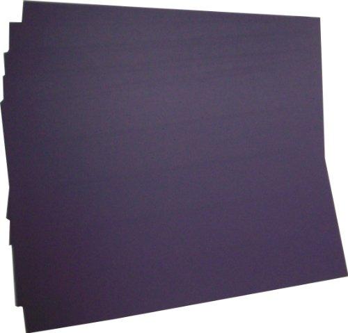 Paper State uitnodigingskaarten, servetten, ringen, 40 stuks, amethist kleuren