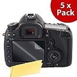 Générique N4U Online Lot de 5 Films protecteurs d'écran LCD pour Appareil Photo...