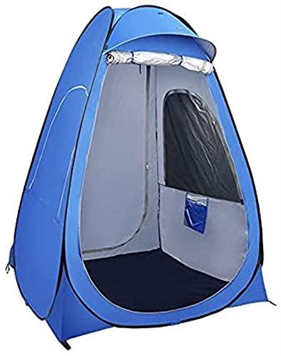 Tenda singola portatile da pesca all'aperto Pesca in zattera automatica all'aperto Antipioggia e protezione solare Attrezzatura da pesca a doppio strato inclusa la borsa per la conservazione della
