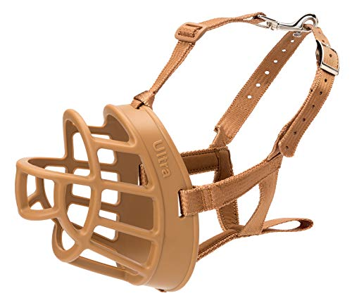 The Company of Animals Baskerville Ultra Basket Dog Muzzle
