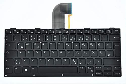 Dell Latitude 14-5404/5414/5424 Rugged Extreme GERMAN Backlit Laptop Keyboard - 057CT9