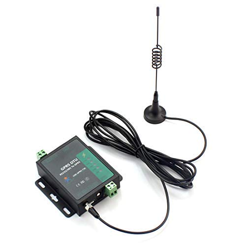 USR-GPRS232-730 RS232 / RS485-GSM-Modems unterstützen die DTU-Flusssteuerung RTS Cts von GSM/GPRS-GPRS zu seriellem Konverter