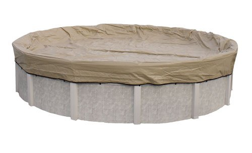 Midwest 20-Year 18 Foot Round Pool Winter Cover Aboveground Pool