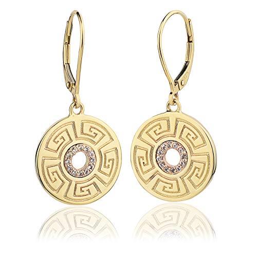 Clogau Women Topaz Dangle & Drop Earrings MNE