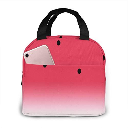 Sabre Light DUN watermeloen lunchbox herbruikbare lunchbox lunchbox