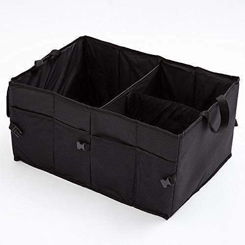 AWDDT Organizador de maletero de coche, respetuoso con el medio ambiente, súper fuerte y duradero, plegable, caja de almacenamiento para camiones y camionetas SUV