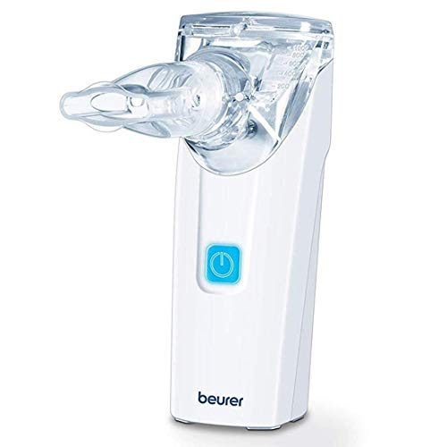 Beurer IH55 portable nebuliser | For colds, asthma, and respiratory...