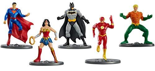 Mini Figura Dc Comics Liga da Justiça Coringa 5 cm - Mattel