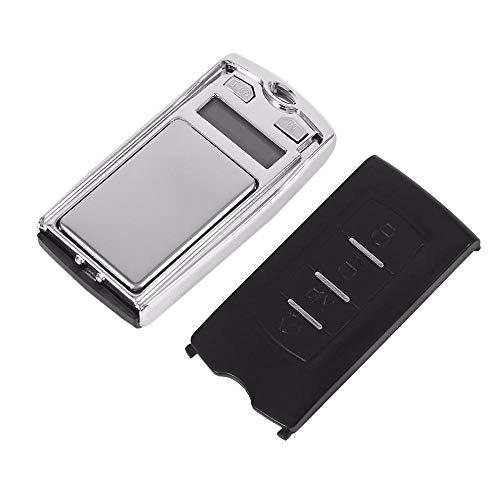 Küchenwaagen 100 G 0,01 Mini Digital Scale Pocket Elektronische Waage Lcd Mit Präzisions-Dehnungsmessstreifen-Sensor