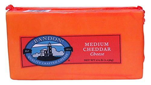 BANDON バンドン ミディアムチェダーチーズ 1.13Kg
