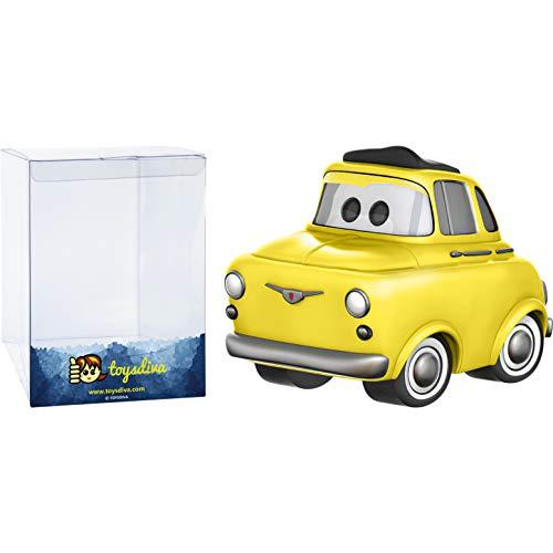 Luigi (Walmart Exc): Funk o Pop! Paquete de figura de vinilo con 1 protector...