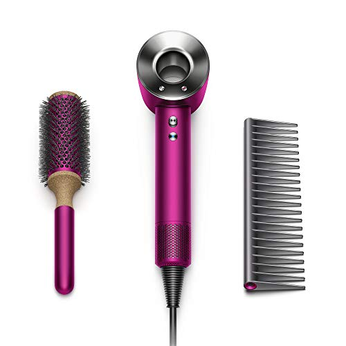 Dyson Supersonic Hair Dryer in Fuschia and Nickel