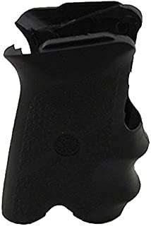 Hogue 85000 Rubber Grip for Ruger, P85/P89/P90/P91 W/Finger Grooves