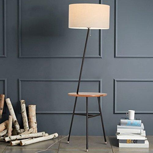 NA vloerlamp voor het huishouden, led-vloerlamp, moderne persoonlijkheid woonkamer eettafel tafellamp slaapkamer Creative American Nordic Pro
