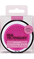 Real Techniques Brush Cleansing Balm with Deep Cleansing Pad for Makeup Brush Care