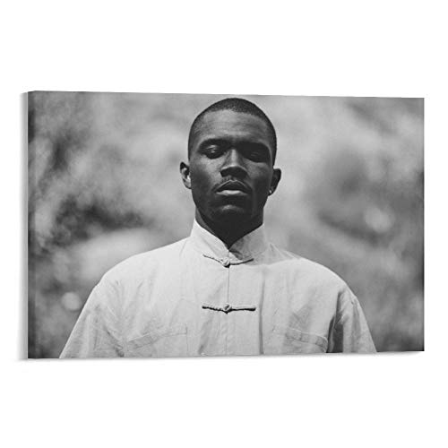 SHUISHOU Frank Ocean Posters Etsy Channel Orange Canvas Wall Art Artworks Picture Print Poster Wall Art Painting Canvas Gift Decor Home Posters Decorative 24×36inch(60×90cm)