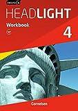 English G Headlight - Allgemeine Ausgabe / Band 4: 8. Schuljahr - Workbook mit Audios online - Gwen Berwick
