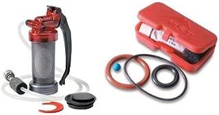 MSR MiniWorks EX Microfilter and MSR MiniWorks/WaterWorks Maintenance Kit Bundle