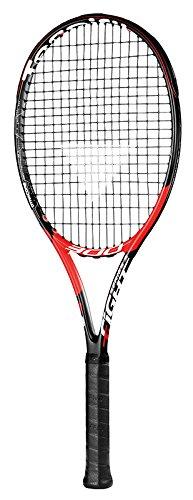 Tecnifibre T Fight 300 Dynacore 2017-Tennis Racket- Strung- (with Tecnifibre Black Code