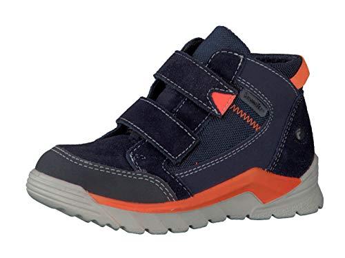RICOSTA garçon Bottes & Boots MARVI, Bottes d'hiver pour Enfants, Gamin Bottes d'hiver,Chaussures d'extérieur,imperméables,Nautic/Ozean,27 EU / 9 UK