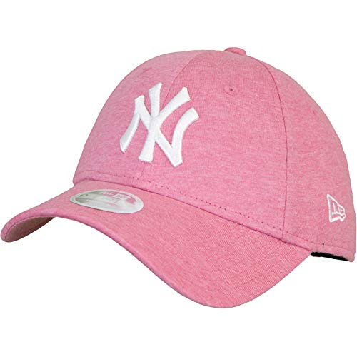 New Era MLB Jersey Essential 9forty Cap (one Size, New York Yankees Pink)