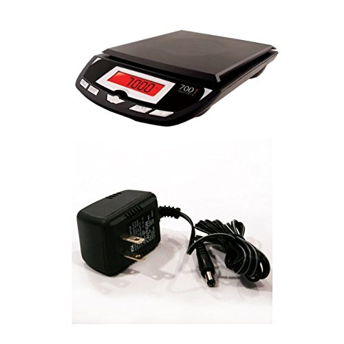 My Weigh 7001-15 Lb Postal/Shipping/Mail/Postage Scale/w Accessories & AC Adapter