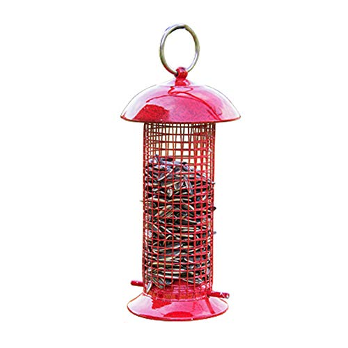 JXXDDQ Accessoires pour Oiseaux Accessoires Cage à Oiseaux nid Jardin en Plein air Parc mangeoire Pigeon Oiseau Nourriture Appareil Reste étagère
