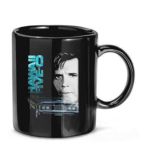 Hawaii Five 0 Leonard-Freeman American TV Writer 9 Seasons Kaffeetasse Teetassen