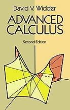 advanced calculus david v widder