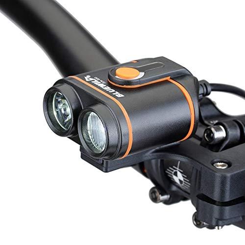 mächtig der welt HENGTA Fern- und Abblendlicht-Fahrradscheinwerfer Wasserdichte All-Terrain-Mountainbike-Scheinwerfer…